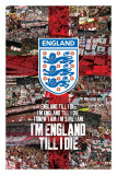 England F.A. Posters