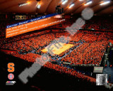 The Carrier Dome Record Breaking Crowd Syracuse Vs. Villanova Photo