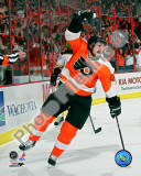 Danny Briere 2009-10 Playoff Photo