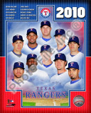 2010 Texas Rangers Team Photo
