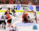 Patrick Kane Game Winning Goal 2009-10 Stanley Cup Finals Photographie
