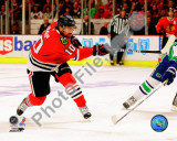 Patrick Sharp 2009-10 Playoff Photo