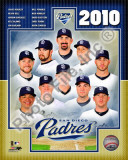 2010 San Diego Padres Team Photo