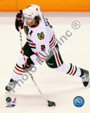 Duncan Keith 2009-10 Playoff Photo