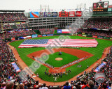 Rangers Ballpark 2010 Opening Day Photographie