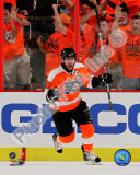 Mike Richards 2009-10 Playoff Photo