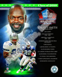 Emmitt Smith Class Of 2010 HOF Photo