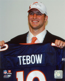 Tim Tebow 2010  25 Draft Pick Photo