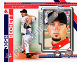 Josh Beckett 2010 Photographie