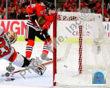 Patrick Kane Game Five of the 2010 NHL Stanley Cup Finals Goal Photo