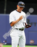 Alex Rodriguez 2010 Yankees World Series Ring Ceremony Photo