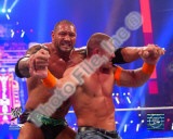Batista Wrestlemania Photo