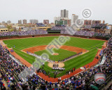 Wrigley Field 2010 Opening Day Photo