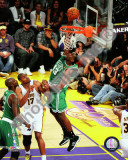 Kendrick Perkins Game Two of the 2009-10 NBA Finals Photo