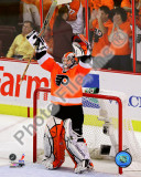 Michael Leighton 2009-10 Playoff Photo
