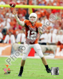 Colt McCoy University of Texas Longhorns 2007 Photo