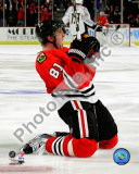 Marian Hossa 2009-10 Playoff Photo