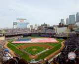 Target Field 2010 Inaugural Game Photo