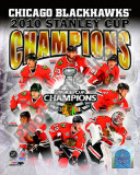 2009-10 Chicago Blackhawks Stanley Cup Champions Photo