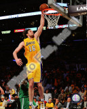 Pau Gasol Game One of the 2009-10 NBA Finals Photo