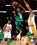 Rajon Rondo Game Two of the 2009-10 NBA Finals Photo