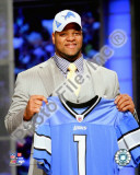 Ndamukong Suh 2010  2 Draft Pick Photo