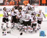 The Chicago Blackhawks 2010 Stanley Cup Finals Photo