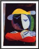 Femme au Balcon, c.1937 Posters by Pablo Picasso