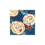 Indigo Garden IV Limited Edition by Chariklia Zarris