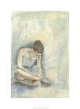 Ballerina Repose I Limited Edition by Jennifer Goldberger