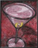 Martini Twist Art by Todd Walk