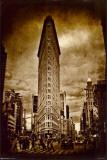New York Flat Iron Kunstdrucke