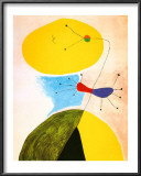 Portrait Posters by Joan Miró