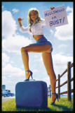 Hildebrandt - Hollywood or Bust Plakater