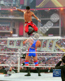 Evan Bourne Wrestlemania Photo