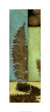 Fossilized Ferns II Limited Edition by Jennifer Goldberger