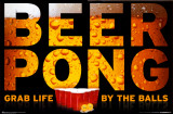 Bi&#232;re Pong Affiche