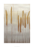 Reeds and Leaves I Limited Edition by Jennifer Goldberger