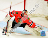 Antti Niemi Game One of the 2010 NHL Stanley Cup Finals Photographie