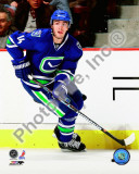 Alex Burrows 2009-10 Photo