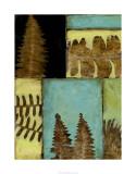 Fossilized Ferns III Limited Edition by Jennifer Goldberger