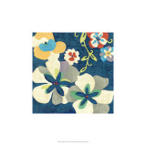 Indigo Garden VI Limited Edition by Chariklia Zarris