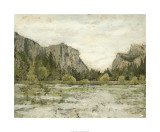 Western Landscape II Limited Edition by Megan Meagher