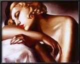 La Dormeuse Prints by Tamara de Lempicka
