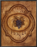 Merlot Posters by Gregory Gorham