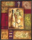 Valley Wine I Prints by Gregory Gorham