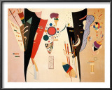 Reciprocal Agreement, c.1942 Posters by Wassily Kandinsky