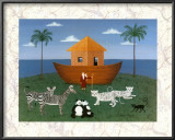 Bamboo Ark Prints by Colleen Sgroi