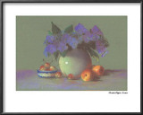 Still Life with Cherries Prints by Rozsika Hetyei-Ascenzi