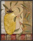 Rustic Urn I Poster by Trevor Copenhaver